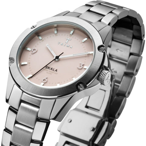 Triwa Blush Skala Watch | Steel Brick SKST104-BK021212