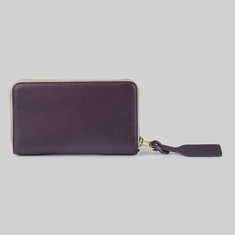 The Horse Block Wallet | Blush/Plum STO123 -L7