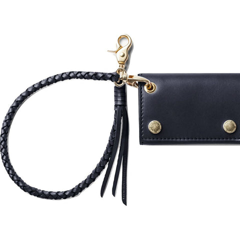 Tanner Goods Braided Tether Strap | Black OS