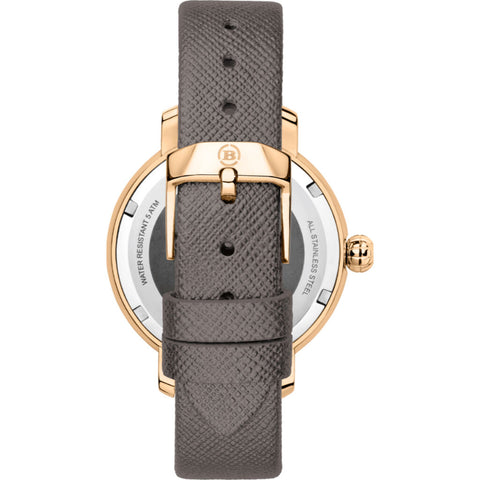 Brera Orologi Valentina Elegant Collection Womens Watch BRVAEL3802 GRY SAF