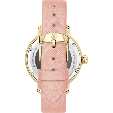 Brera Orologi Valentina Elegant Collection Womens Watch BRVAEL3803 PNK SAF