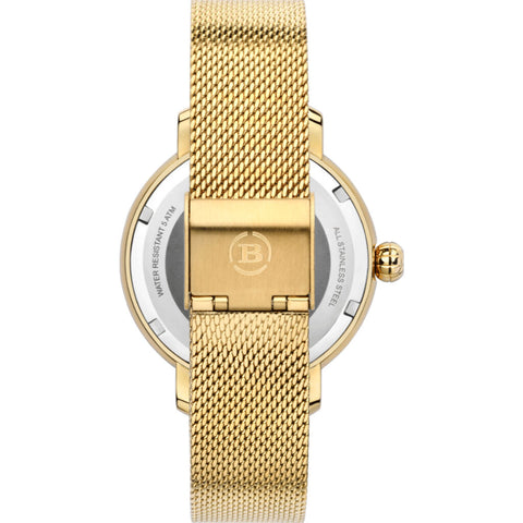 Brera Orologi Valentina Elegant Collection Womens Watch BRVAEL3803 YG MIL