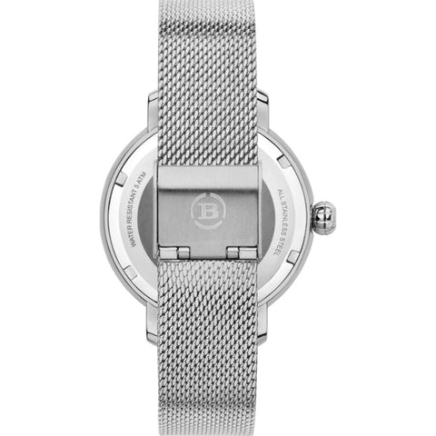 Brera Orologi Valentina Modern Collection Womens Watch BRVAMO3801 SS MIL