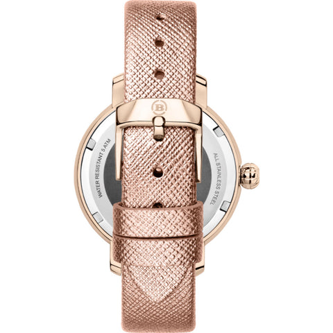 Brera Orologi Valentina Modern Collection Womens Watch BRVAMO3802 RGD SAF