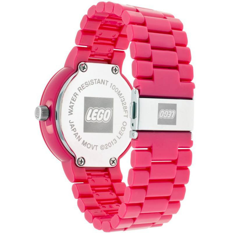 LEGO Brick Adult Watch | Pink