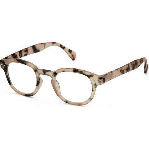 IZIPIZI - Reading Glasses - C - Light Tortoise