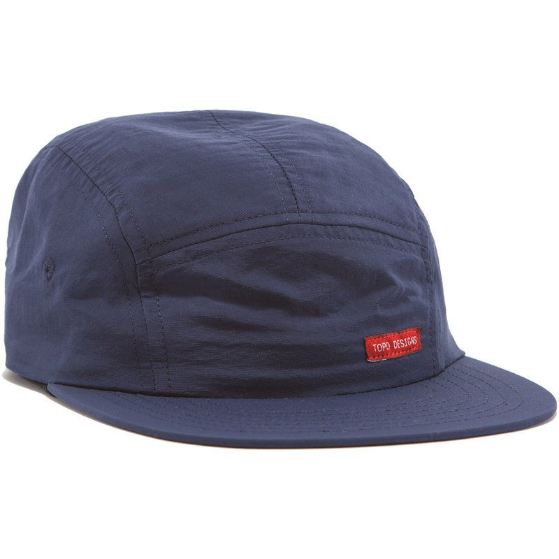 Topo Designs Nylon Camp Hat Navy
