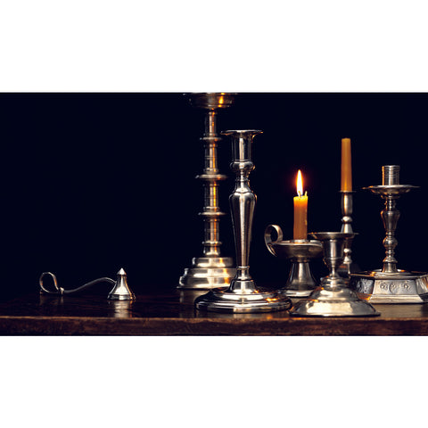 Match Candle Snuffer | Curved