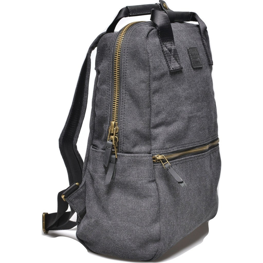 Souve Bag Co Canvas Carry Backpack | Anthracite [AR00030]