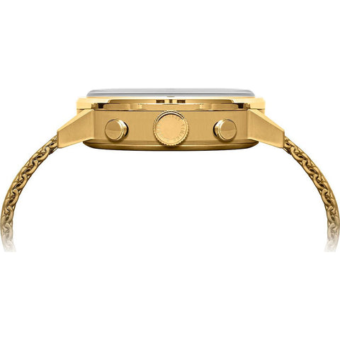 Tsovet JPT-CC38 Gold & White Watch | Gold Steel CC441504-45