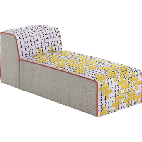 Gan Bandas Chaiselongue C | Yellow 02EB327A0URA7