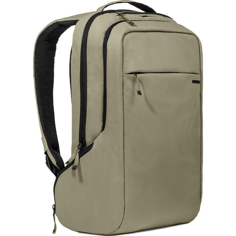 Incase Icon Slim Pack Backpack | Moss Green/Black CL55557