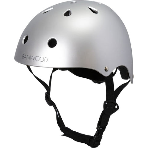 Banwood Kid's Helmet | Chrome