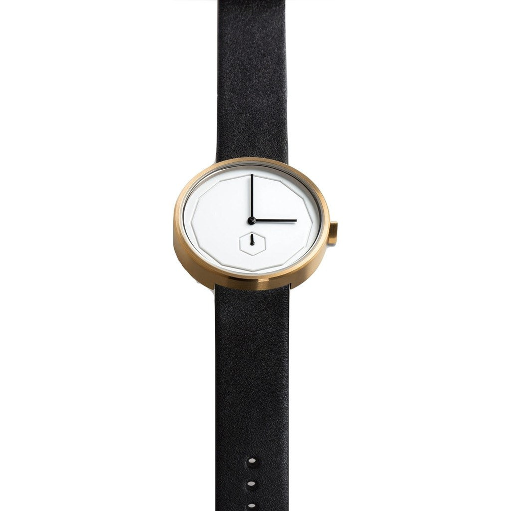 AARK Collective Classic Neu Watch | Gold
