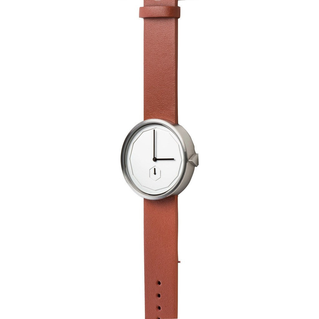 AARK Collective Classic Neu Watch | Silver