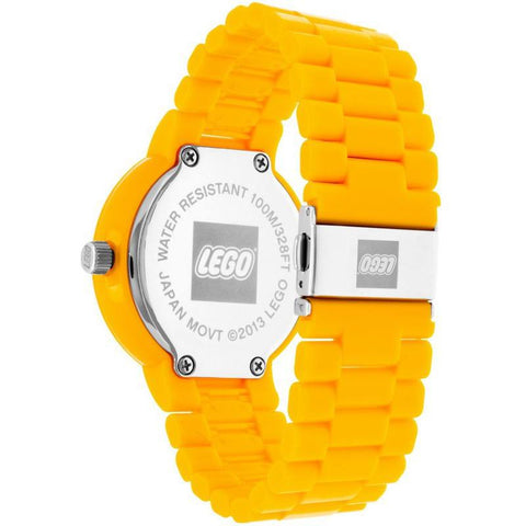 LEGO Classic Adult Watch | Yellow