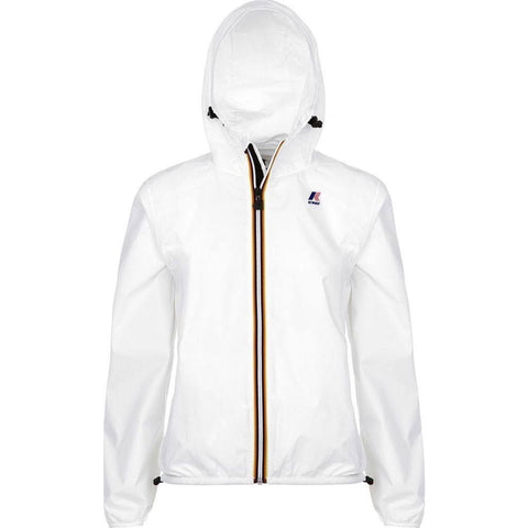 K-Way Claudette 3.0 Jacket | White K005IF0