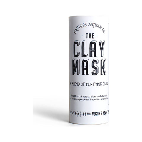 Brothers Artisan Clay Mask CM