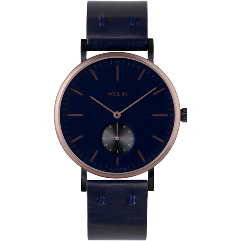 Paulin Commuter D Watch | Navy T100D