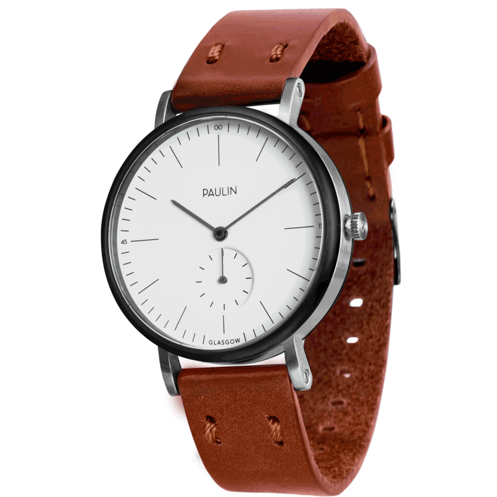Paulin Commuter E Watch | Brown T100E