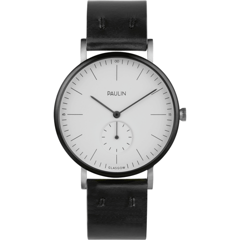 Paulin Commuter A Watch | Black T100A