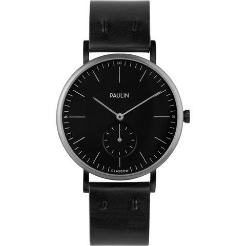 Paulin Commuter C Watch | Black T100C