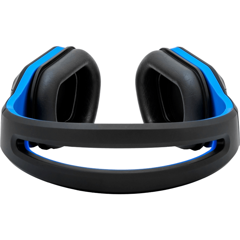 Soul Combat+ Active Performance Over-Ear Headphones | Electric Blue