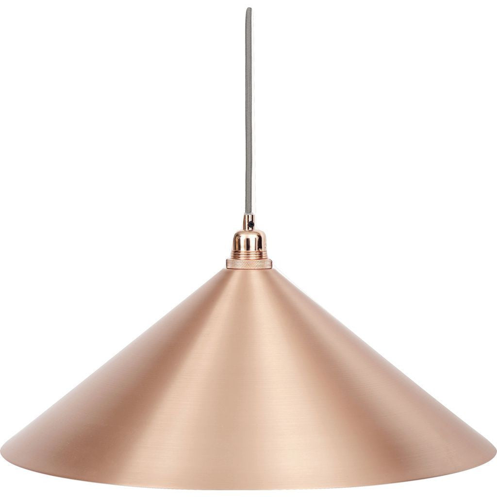 cone torch harborcoat pin light pendant lighting