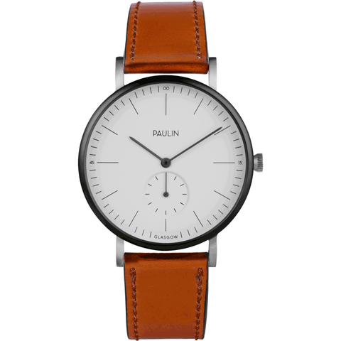 Paulin Commuter A Cordovan Watch | Tan T100A