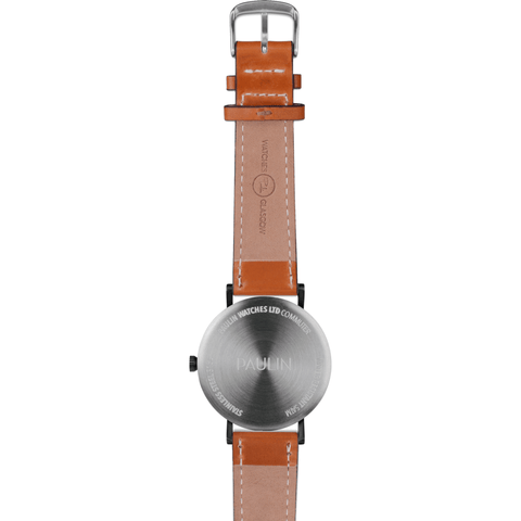 Paulin Commuter B Cordovan Watch | Tan T100B