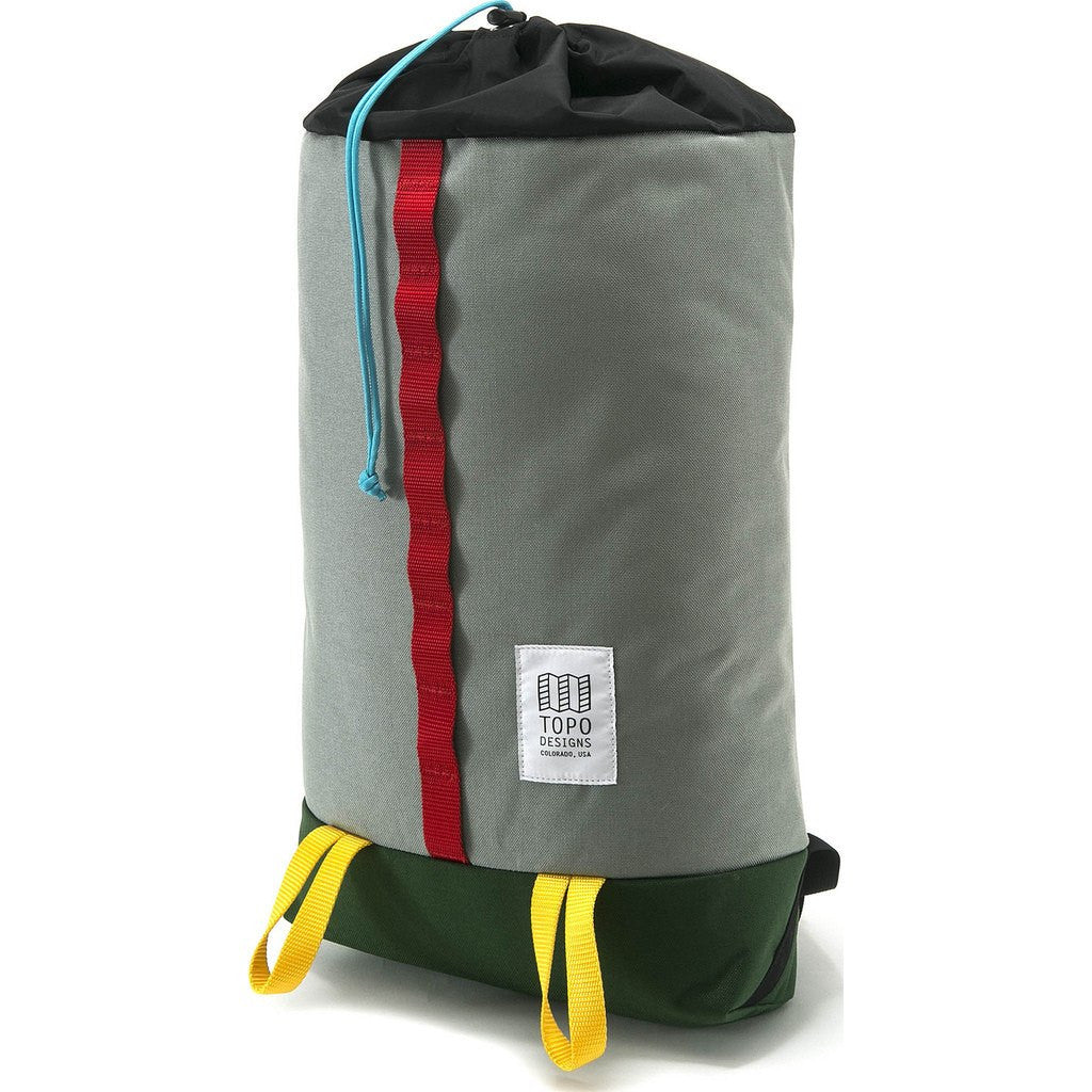 Topo Designs Cosmos Pack Backpack | Silver
