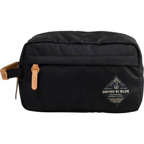 United By Blue Crest Travel Case | Black CRESTTR-BK