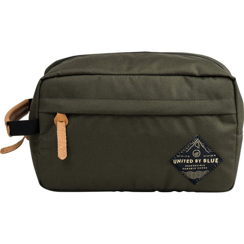 United By Blue Crest Travel Case | Olive CRESTTR-OL