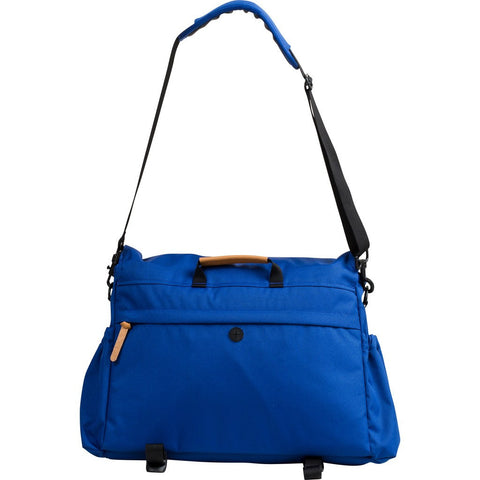 United By Blue Crossridge Messenger Bag | Black CROSSRIDGE-BK