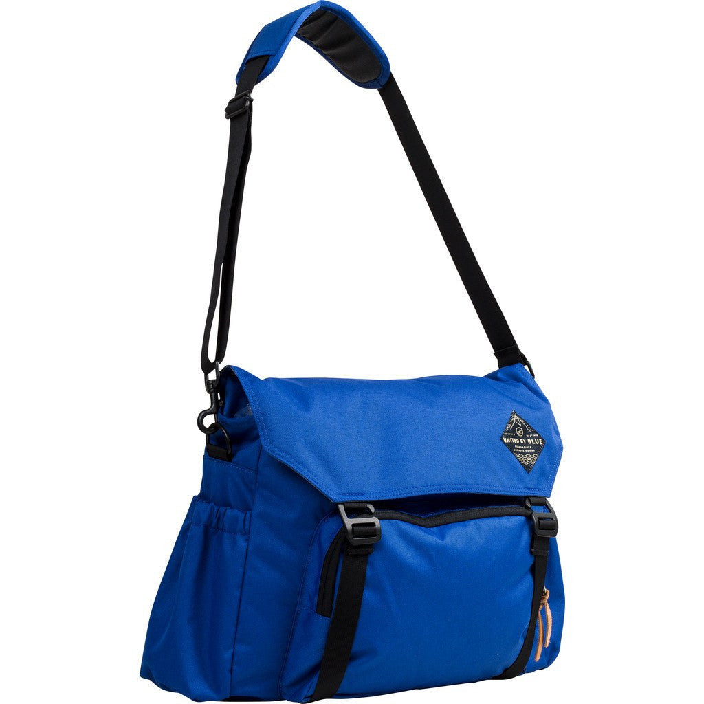 United By Blue Crossridge Messenger Bag | Blueprint CROSSRIDGE-BP