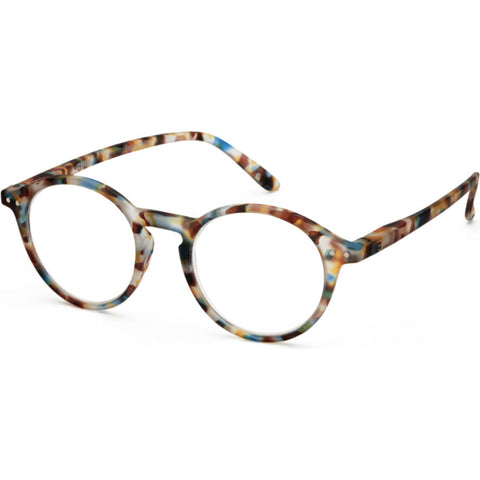 IZIPIZI - Reading Glasses - D - Blue Tortoise
