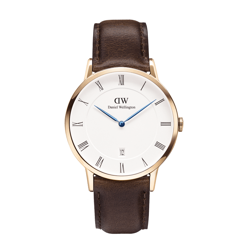 Daniel Wellington Dapper Bristol Men's Watch | Rose Gold 1103DW
