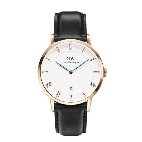 Daniel Wellington Dapper Sheffield Men's Watch | Rose Gold 1101DW