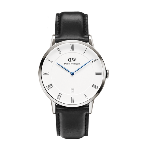 Daniel Wellington Dapper Sheffield Men's Watch | Silver 1121DW
