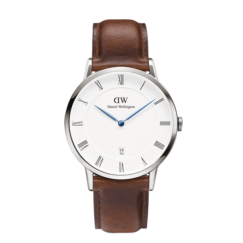 Daniel Wellington Dapper St Mawes Men's Watch | Silver 1120DW