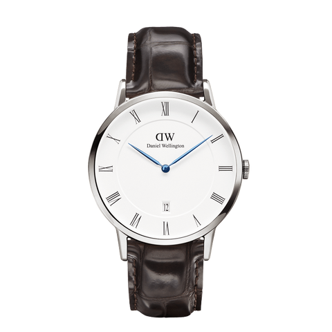 Daniel Wellington Dapper York Men's Watch | Silver 1122DW