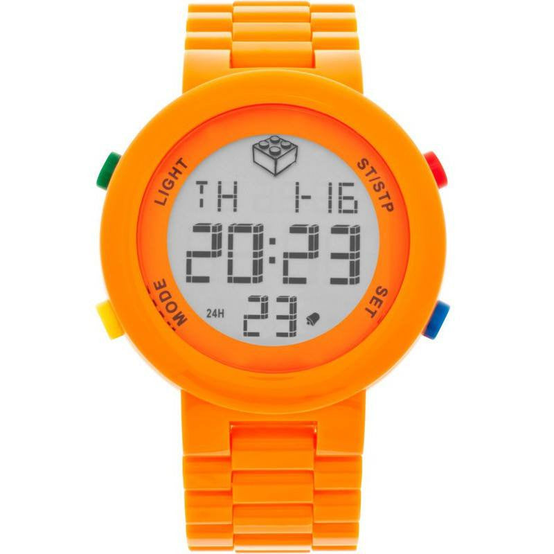 LEGO Digifigure Adult Watch | Orange