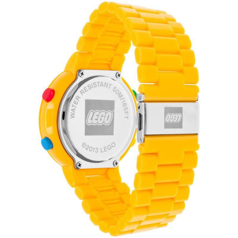 LEGO Digifigure Adult Watch | Yellow