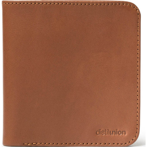 Distil Union Wally Agent Billfold | Hickory [Brown] WA102