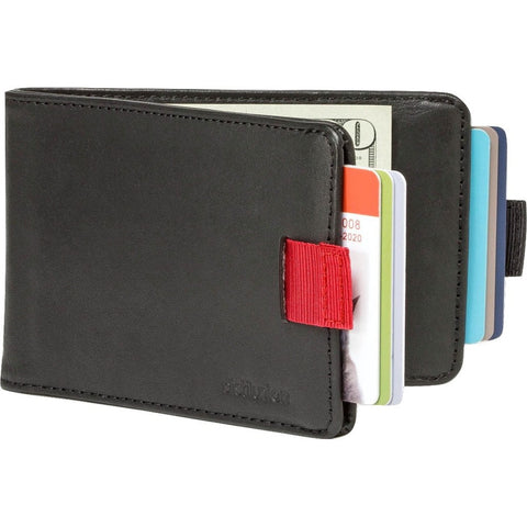 Distil Union Wally Bifold Wallet | Ink Black WBF201