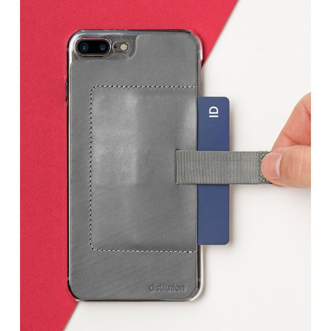 Distil Union Wally Ether Case for iPhone 7 | Slate WLY703