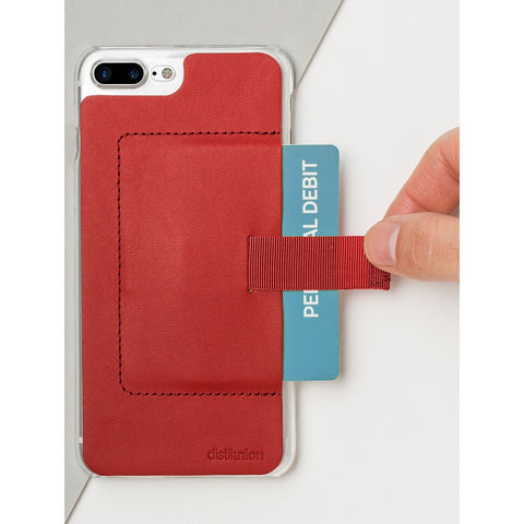 Distil Union Wally Ether Case for iPhone 7 Plus | Rust WLY7P4