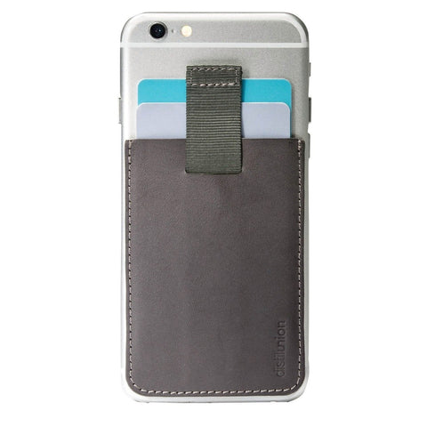 Distil Union Wally Junior Card Holder | Slate [Gray] WU203