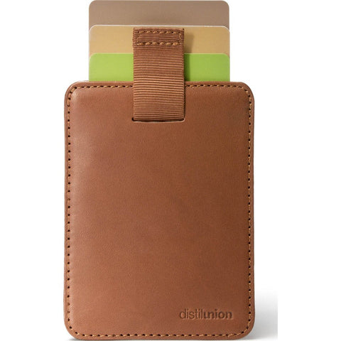 Distil Union Wally Sleeve Wallet | Hickory [Brown] WS202