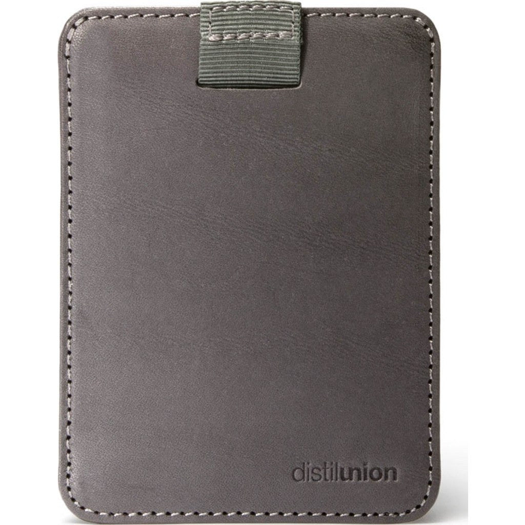 Distil Union Wally Sleeve Wallet | Slate [Gray] WS203